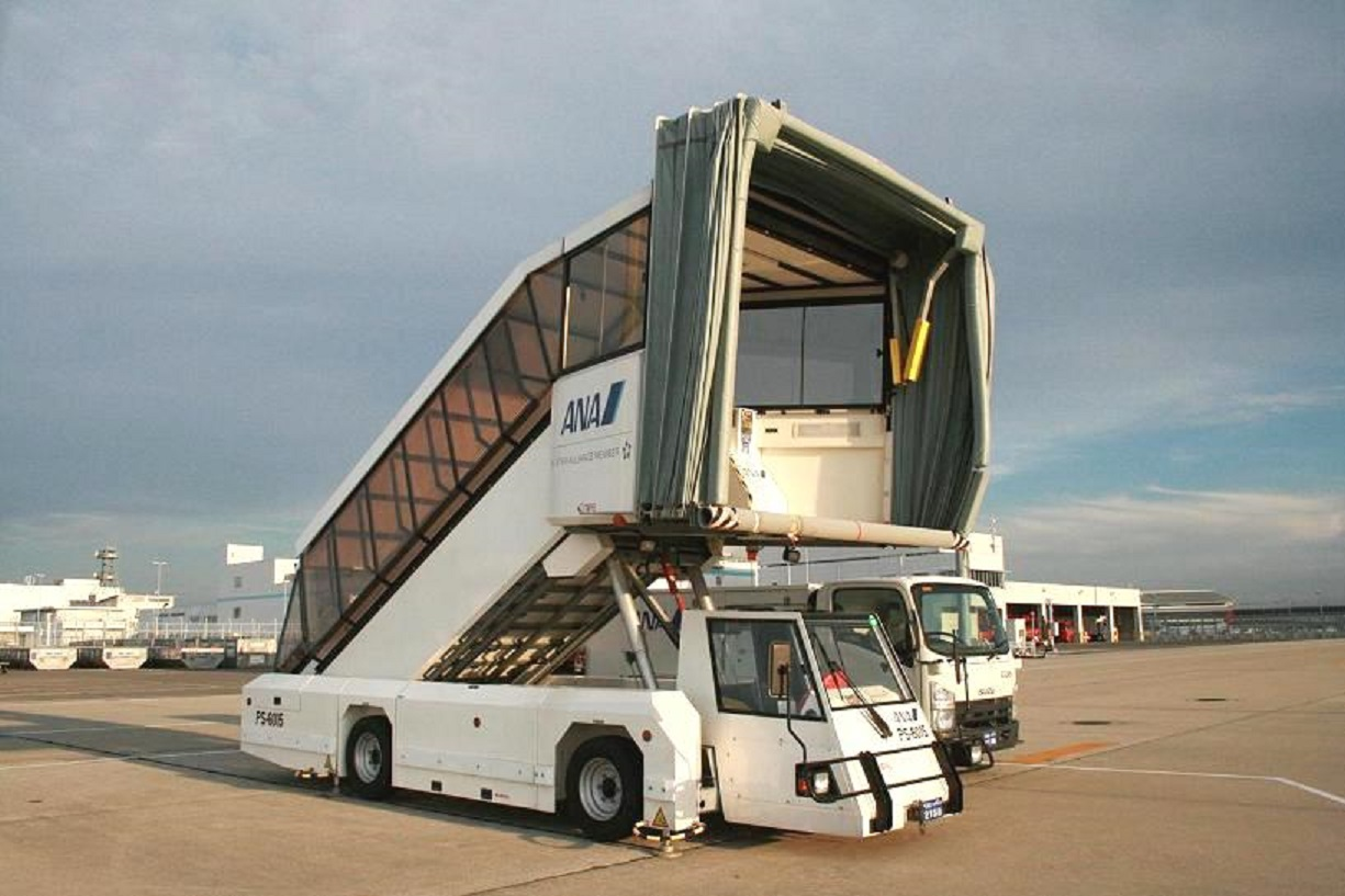 ANA中部空港株式会社様 PS-6015