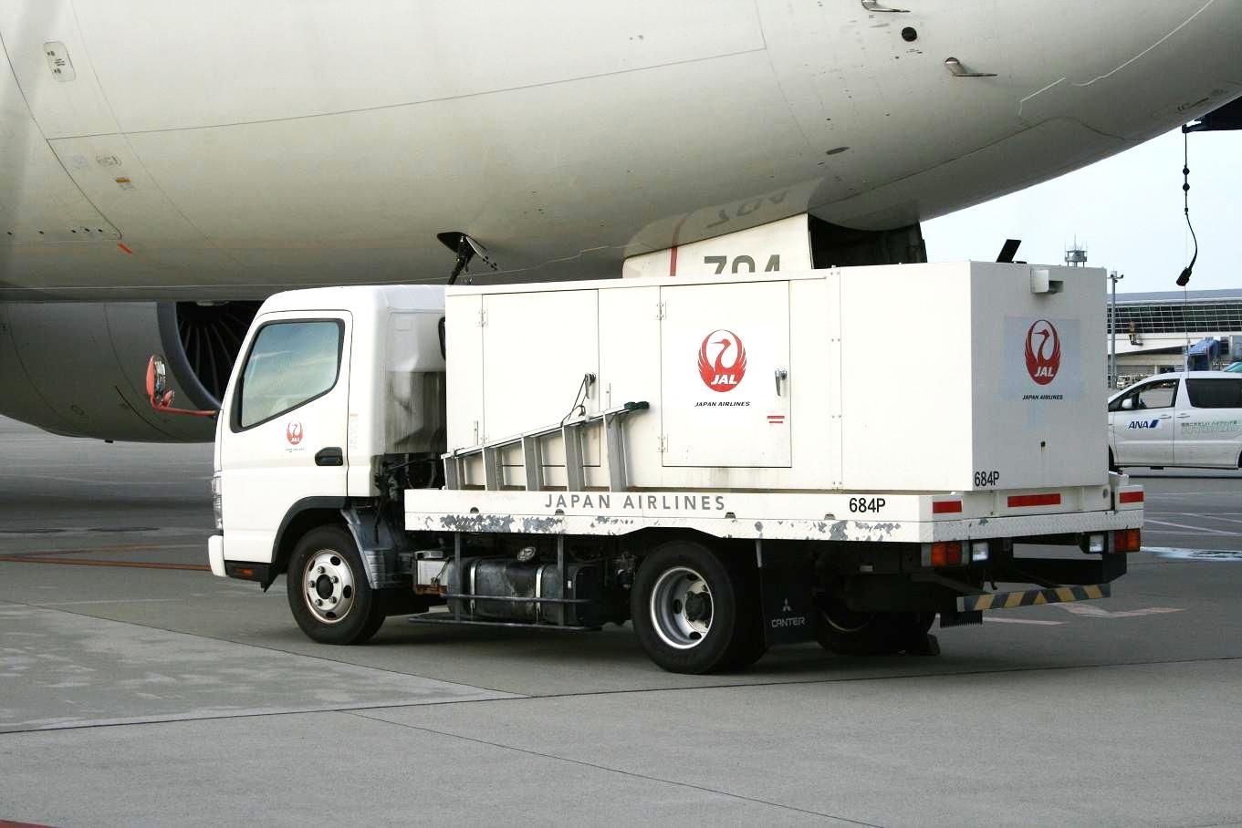 日本航空株式会社様 684P
